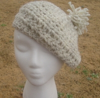 http://www.etsy.com/listing/50239488/beret-natural-wool