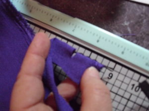 How to make and sew spaghetti straps on a strapless prom dress, chocolatedogstudio