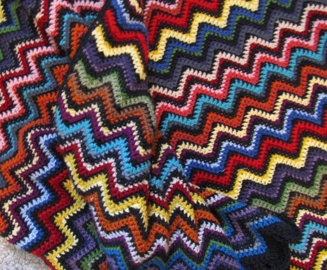Ripple afghan Archives - Chocolate Dog Studio