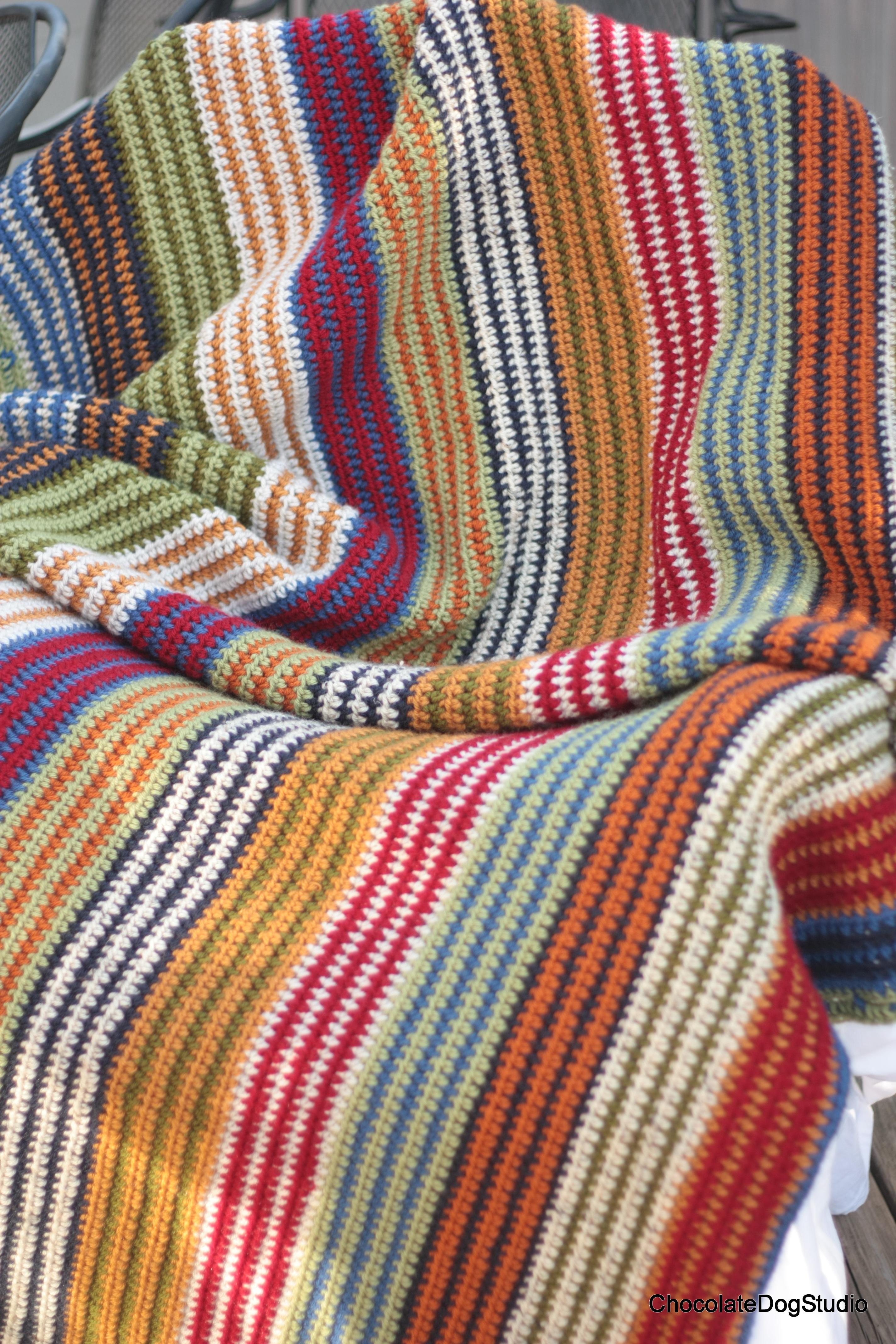 Yikes Stripes Blanket Archives Chocolate Dog Studio