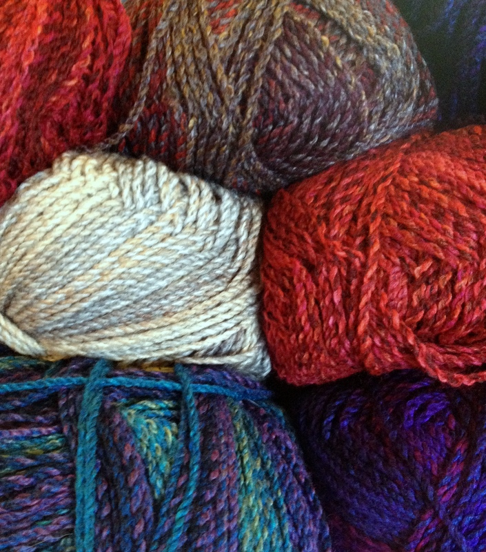 color changing yarn