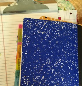 Organizing New Ideas