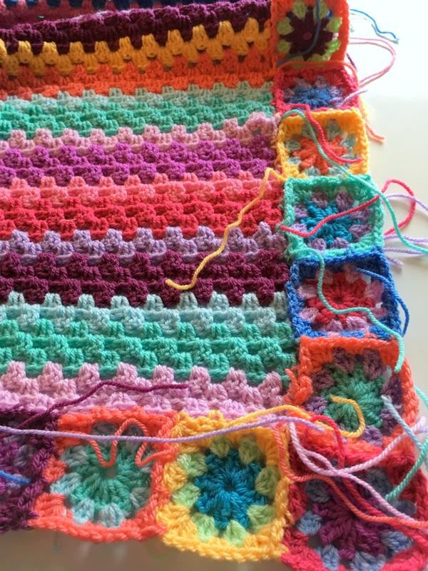 Noelle's Blanket border