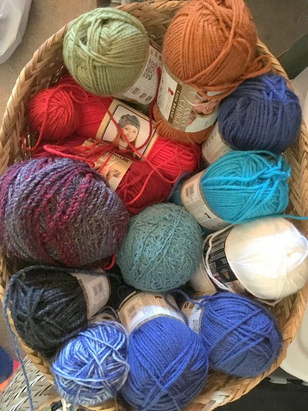 Final Count of Stashed Yarns