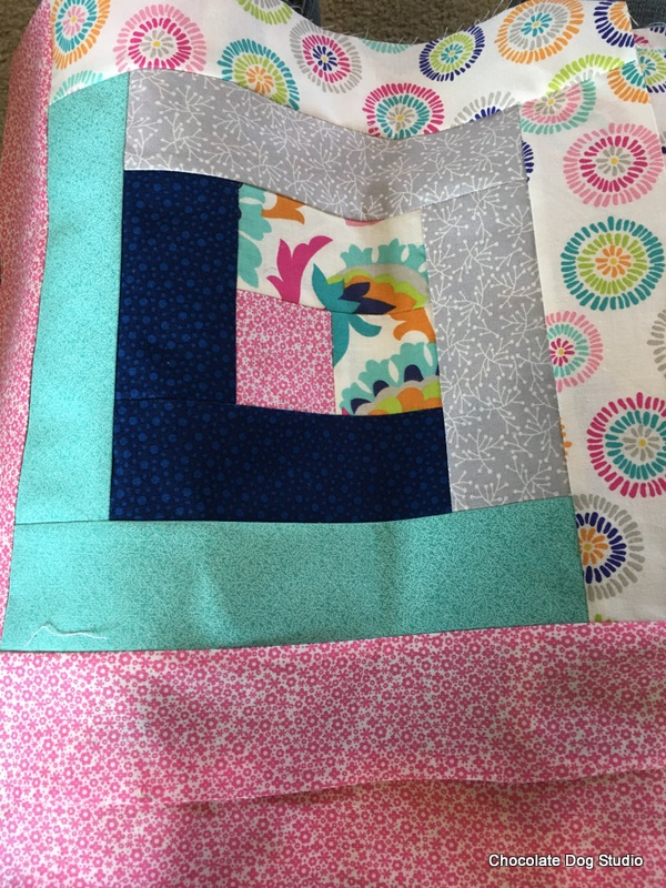 quilting class project