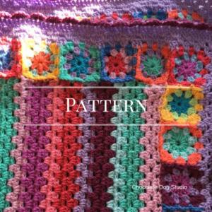 Noelle's Baby Blanket pattern