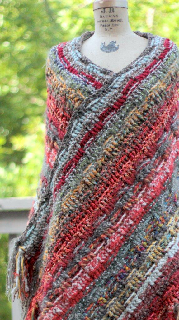 Multi-Strand Crochet