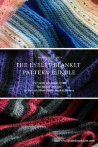 The Eyelet Blanket Pattern Bundle